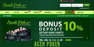 ACEH POKER