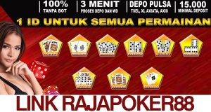 Link Alternatif RajaPoker88