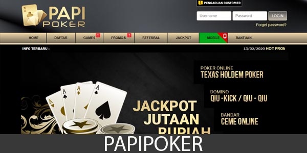 PAPIPOKER