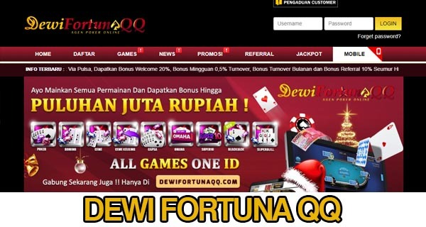 Link Alternatif DewiFortunaQQ